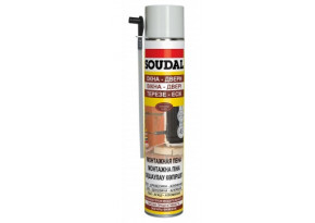 Пена SOUDAL Yellow 750 мл станд.